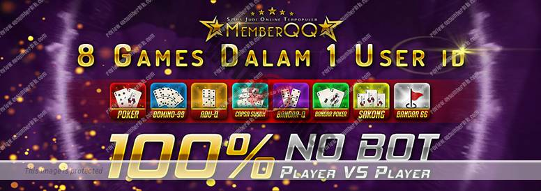 8 Games Dalam 1 User ID MemberQQ