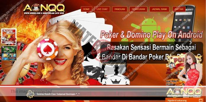 AonQQ Situs Judi Online Terbaik mari kita selengkap ulas di sini