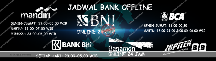 Bank Support dan Link Alternative Situs JupiterQQ