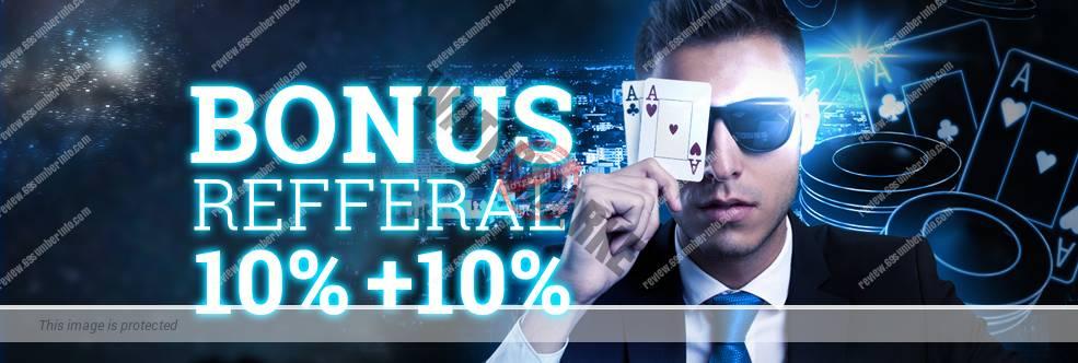 Bonus Refferal GerhanaQQ