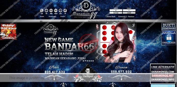 DanamonQQ Agen Judi DominoQQ Online Bonus TurnOver Harian Terbesar