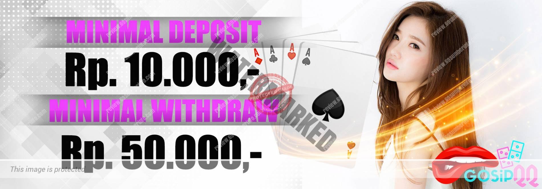 Deposit GosipQQ