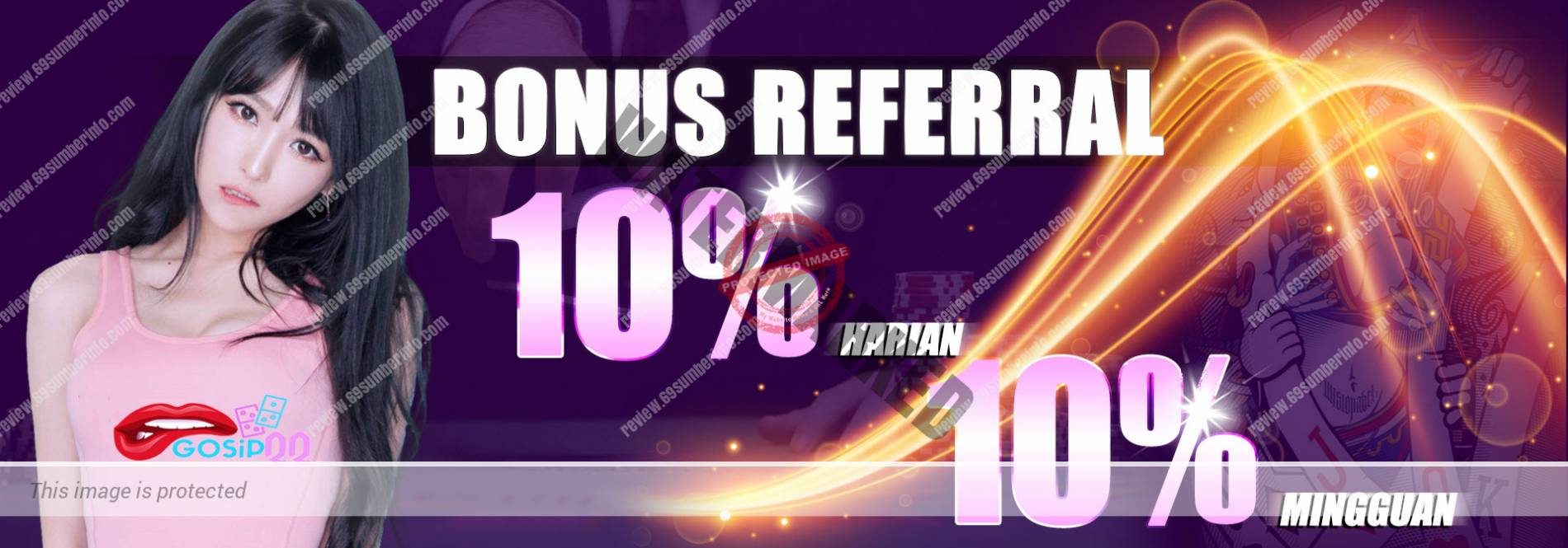 Bonus Referral GosipQQ