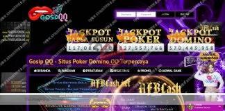 GosipQQ Situs Agen Poker Domino QQ Bonus cashback sebesar 0.5%
