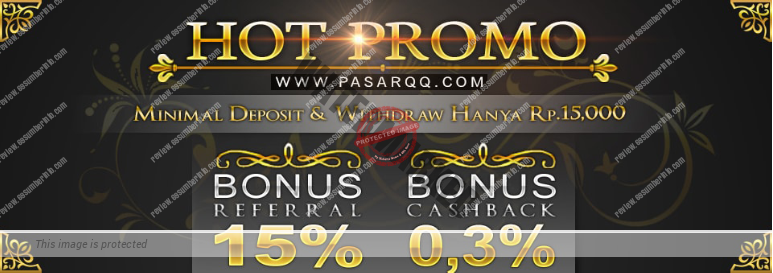 Hot promo PasarQQ
