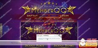 MemberQQ Situs BandarQ Poker DominoQQ Online Terpopuler
