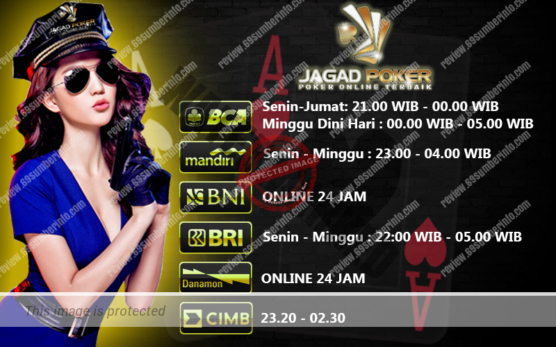 Support Bank Lokal JagadPoker