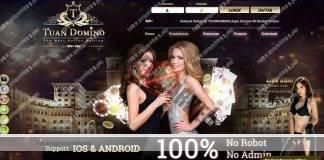 TuanDomino Agen DominoQQ Dengan Bonus Member Baru 20%